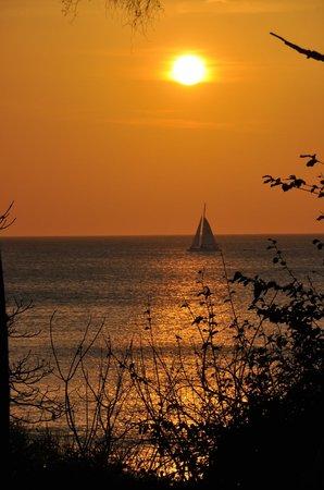 Andaz Peninsula Papagayo Resort : Sunset at Playa Prieta