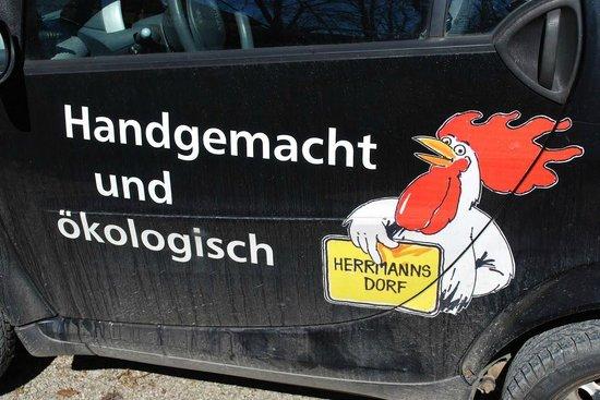 Herrmannsdorfer Landwerkstätten: homemade and ecological (I think)