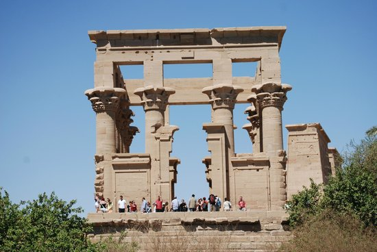Temple de Philæ : Philae Temple