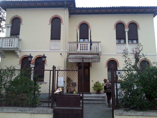 Casa Villa Gardenia: Ecco la casa