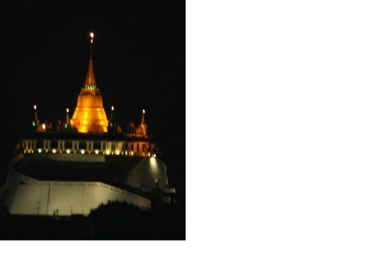 Royal Princess Larn Luang : Emerald Buddha temple view