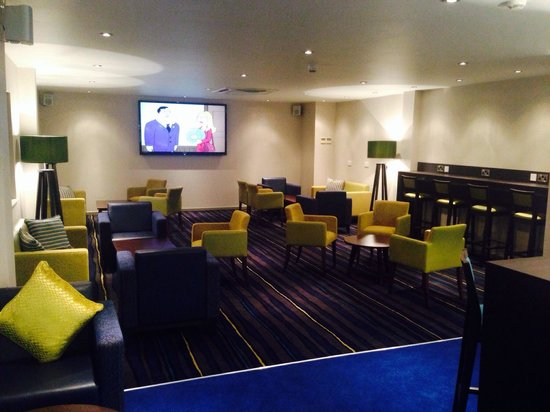 Holiday Inn Express Manchester Airport: Holiday inn express at Manchester airport