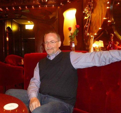 Hotel Springs Makuhari: Lovely quaint bar