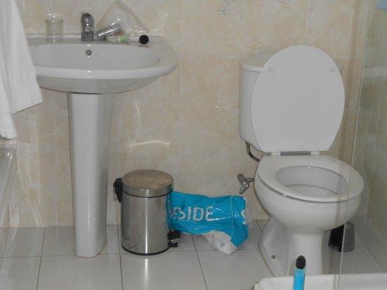 Vera Cruz Porto Hotel: salle de bain