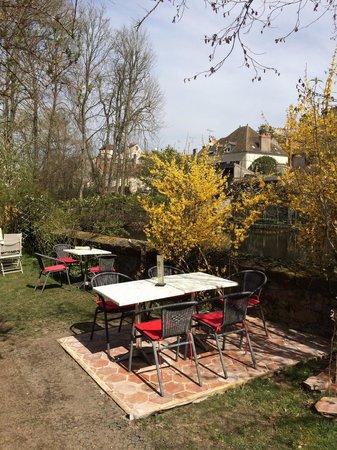 Nature'l : Nouvelle terrasse dans le jardin