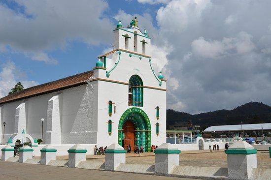 Eglise San Juan Chamula 1