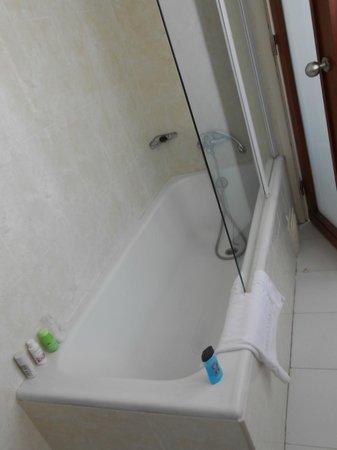 Vera Cruz Porto Hotel : la baignoire