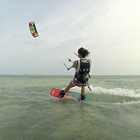 Westward Ho, UK: Kitesurfing lessons
