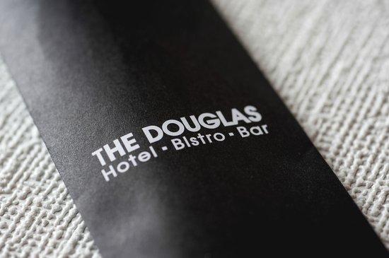 The Douglas Hotel: Bistro, excellent
