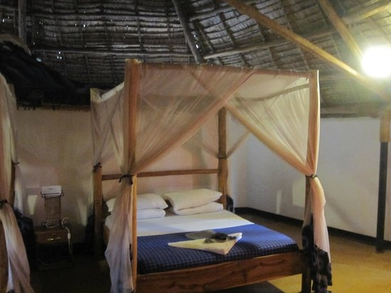 Honey Badger Lodge: Room (inside)