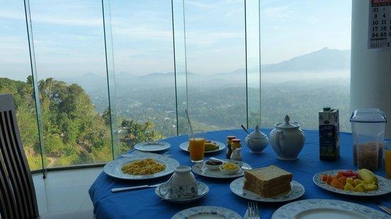 Skydale: Petit-déjeuner panoramique