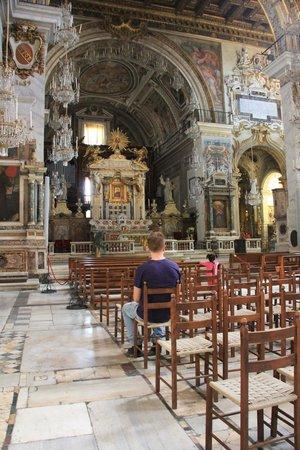 Basilica di Santa Maria in Aracoeli : Santa Maria d'Aracoeli