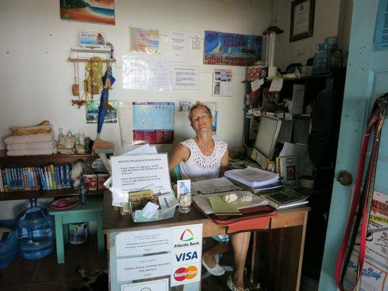 Yuma's House Belize: Susanne