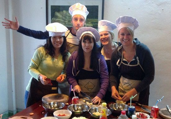 Golden Lotus Cooking School