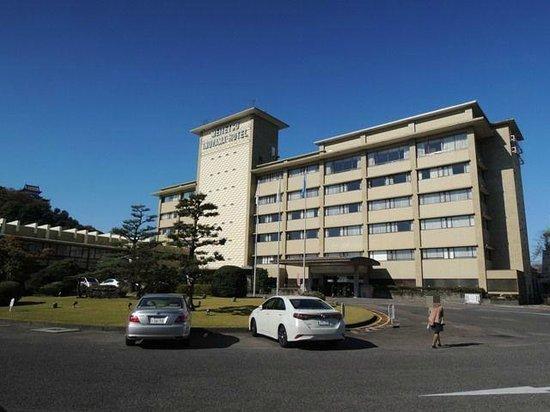 Meitetsu Inuyama Hotel : 建物外観