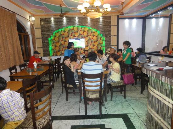 Hotel Taj Plaza: Restaurant