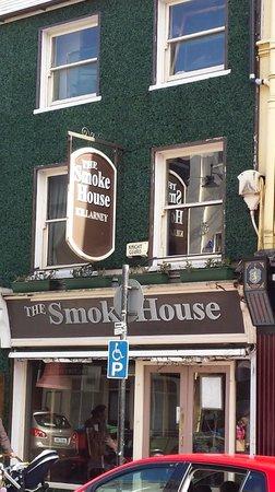 The Smokehouse: Outside view