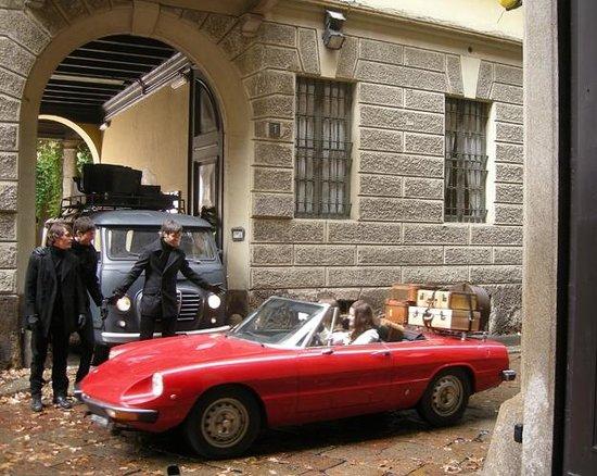 Museo Storico Alfa Romeo: Duetto e Romeo a Milano in via Morone 2