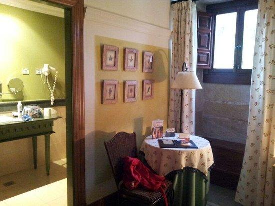 abba Palacio de Sonanes: El gusto de las habitaciones