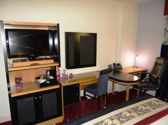 Crowne Plaza Hotel Dublin Airport: CP DUB-Northwood - King Club Room #453