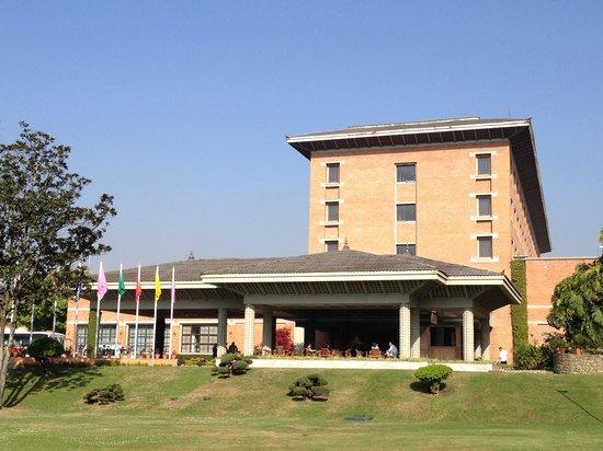 Crowne Plaza Kathmandu-Soaltee: Hotel Complex