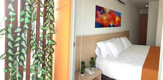 Hotel Cabrero Mar : Suite junior / Junior Suite
