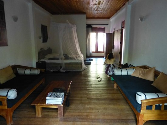 Dream Cafe & Guest House: La chambre
