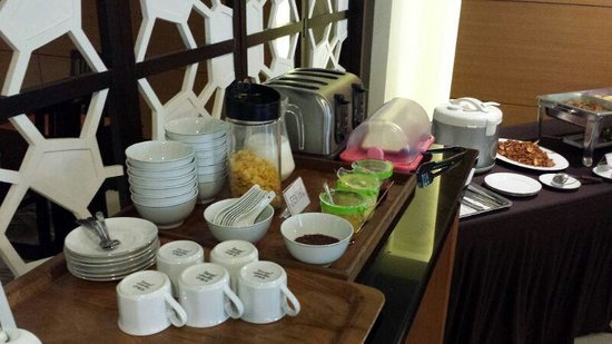 Citi M Hotel : breakfast