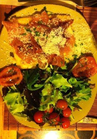 La Cabane : polenta