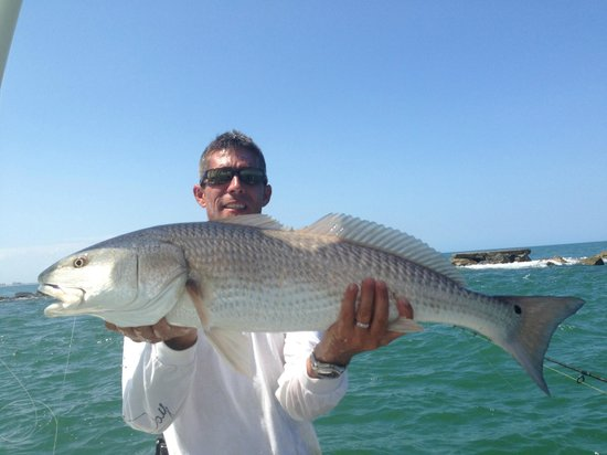 Big redsnapper daytona fishing charters picture of the for Deep sea fishing daytona