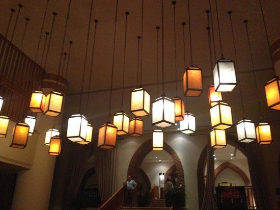 The Grand Hotel Sharm El Sheikh: Reception lounge