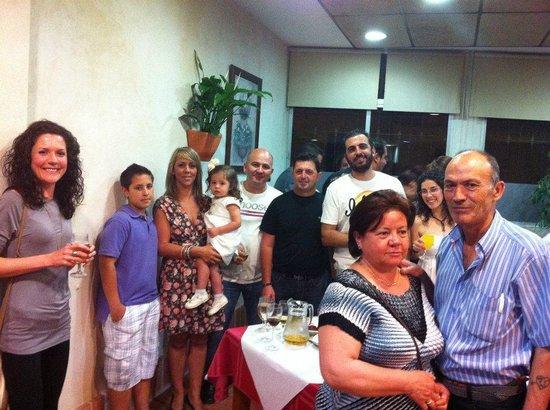 Peter´s House Abrasador Restaurant : Nuestra gente, nuestra familia