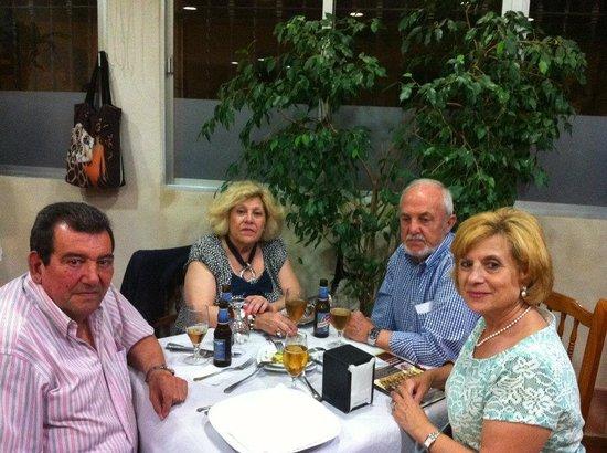 Peter´s House Abrasador Restaurant : Nuestros clientes, nuestra gente