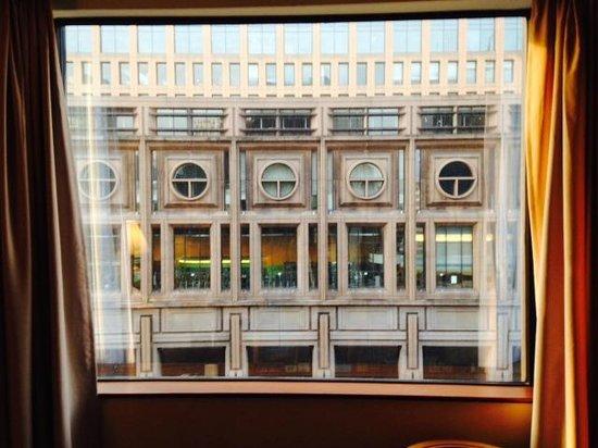 Melia Kuala Lumpur: View from Level 9 room