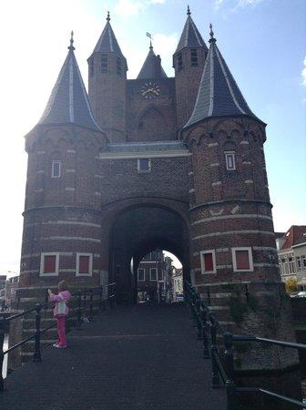 Amsterdamse Poort: gate