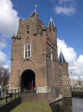Amsterdamse Poort: back