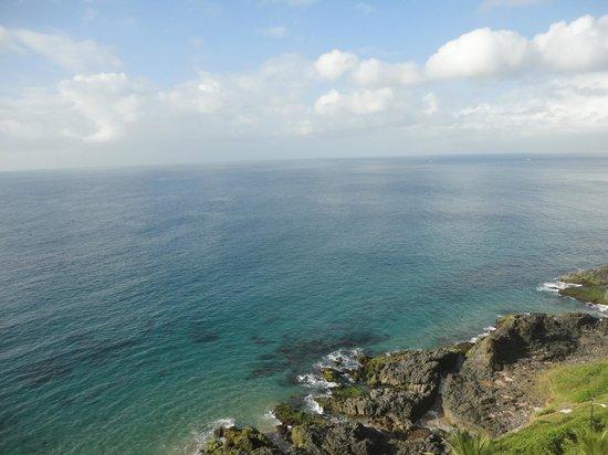Vila Gale Salvador: Quarto vista mar