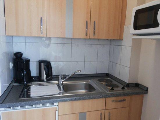 Concept Living München: kitchen