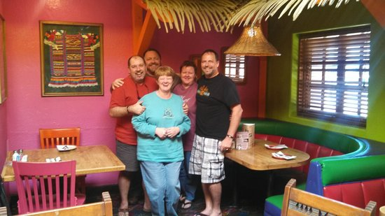 Macayo's Depot Cantina: The Arizona 5 at Macayas Mexican Restaurant!