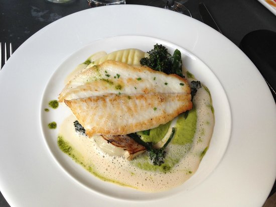 Clayton's Kitchen: Beautifully cooked fish with flavour