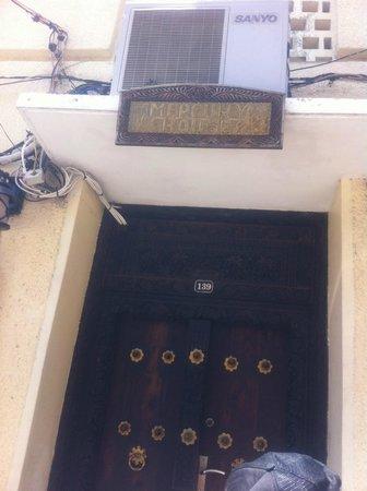 Waridi Beach Resort & Spa: freddy mercury home ,,,stone town