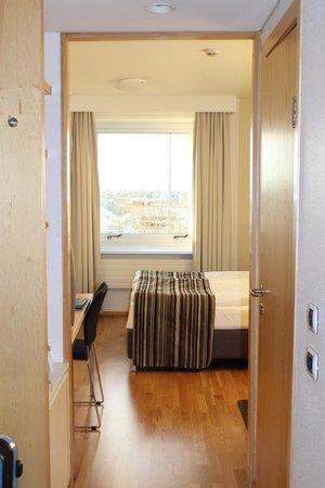 Icelandair Hotel Reykjavik Natura : First room I stayed in Reykjavik Natura