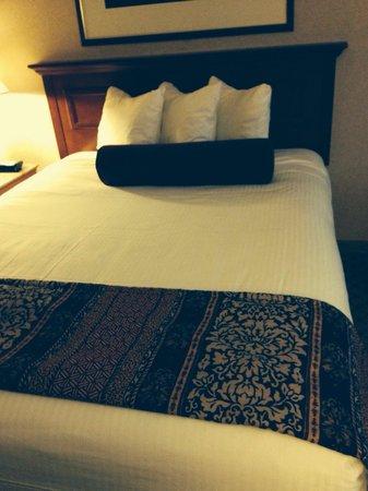 Harrah's Resort Atlantic City : Double bed