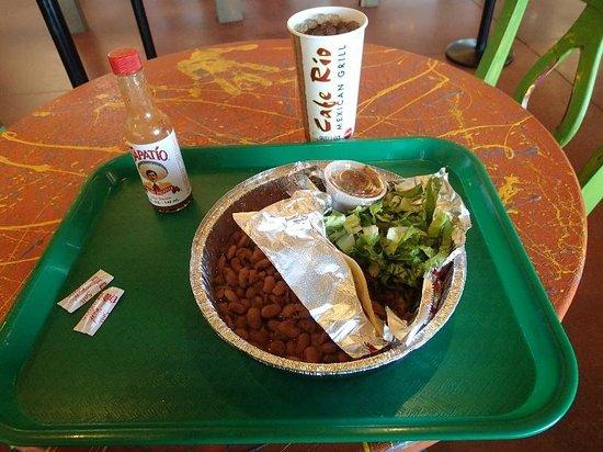 Cafe Rio Heber City Utah