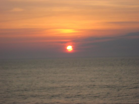 Princess Royale Resort: another beautiful sunrise