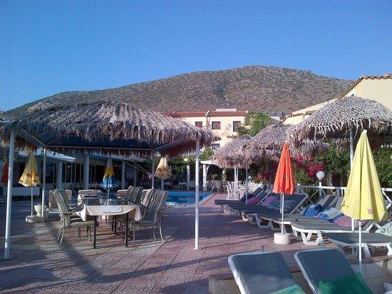 Olympia SunClub : Swimming pool