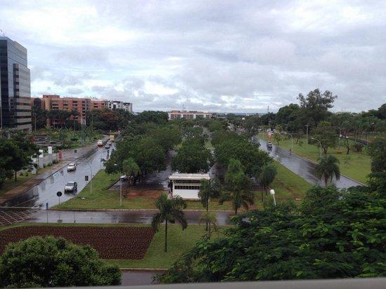 Melia Brasil 21: Vista do quarto da Torre F