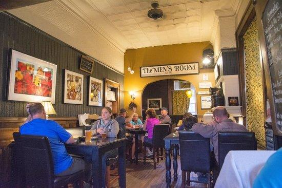 Saalt Pub : Restaurant