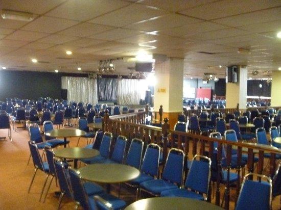 Grand Burstin Hotel Folkestone Entertainment