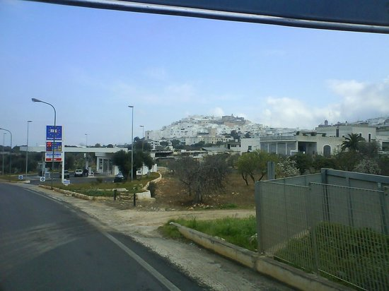 Silver Arrows Limousine - Day Tours: Ostuni in Puglia southern Italy